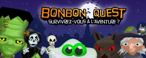 Bonbon Quest - Desktop PC Game